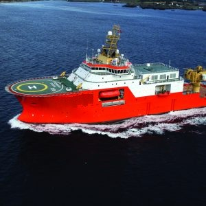 113 Meter ROV Support Vessel