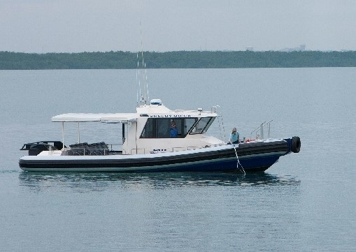 12 Meter Length  Crew Transfer Vessel