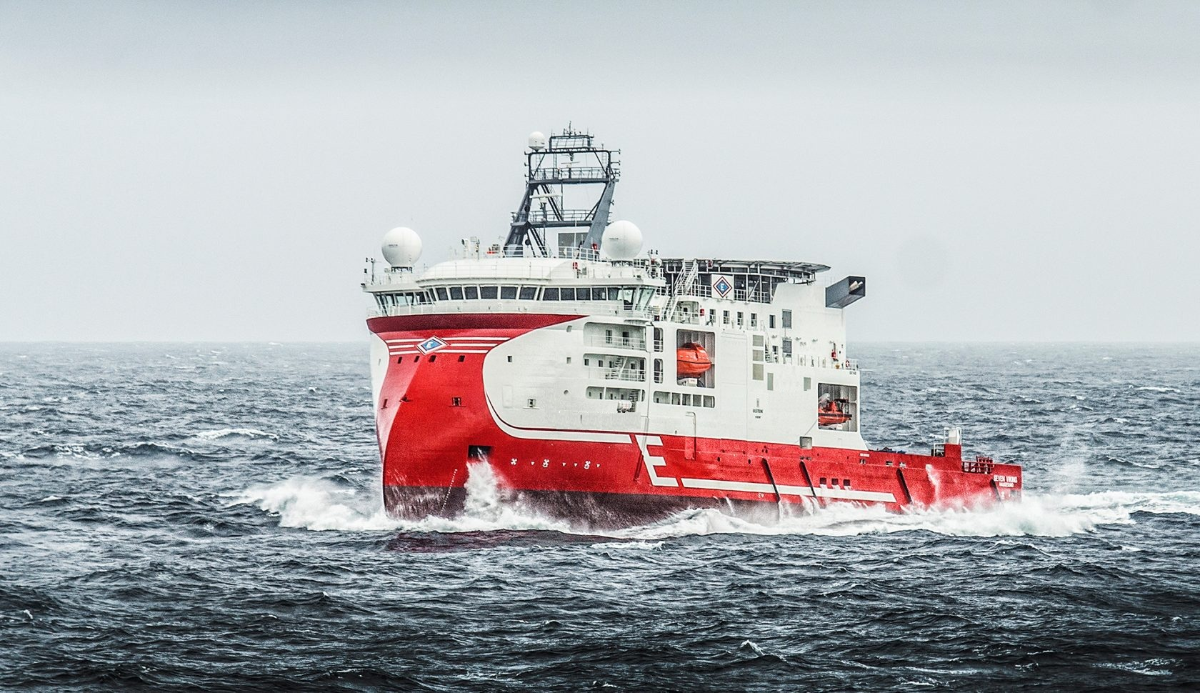 106 Meter Length ROV Support Vessel