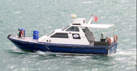 12 Meter Length Crew/Survey Vessel