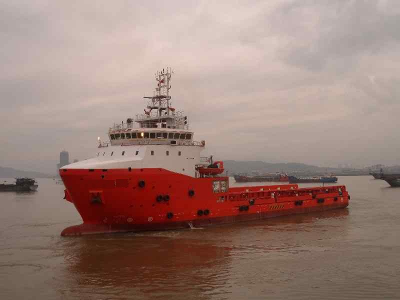 57 Meter Length Survey Vessel
