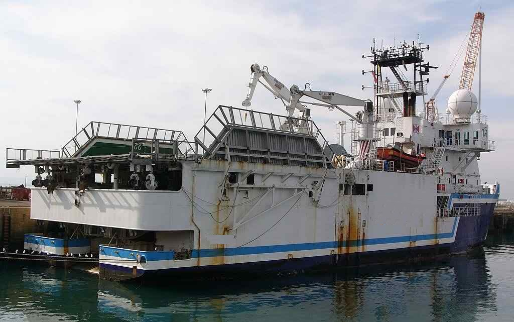 68 Meter Length Survey Vessel