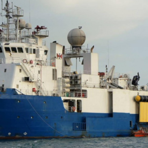 69 Meter Length Survey Vessel