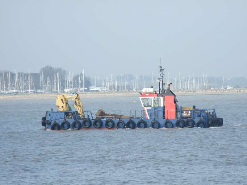 19 Meter  Length Multi Cat vessel