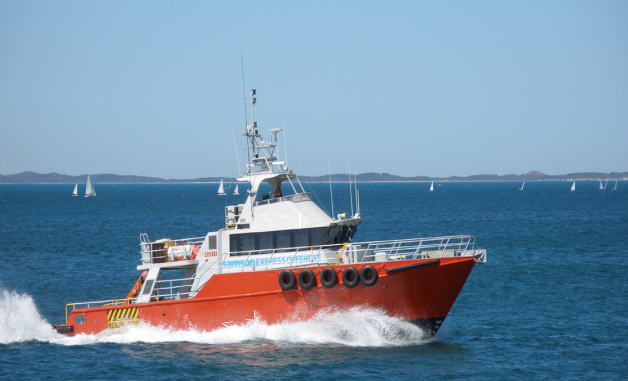 21 Meter  Length Crew Transfer/Survey vessel