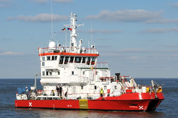 30 Length  Multi-Purpose Service Vessel