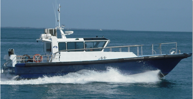 14 Meter Length  Crew Transfer vessel