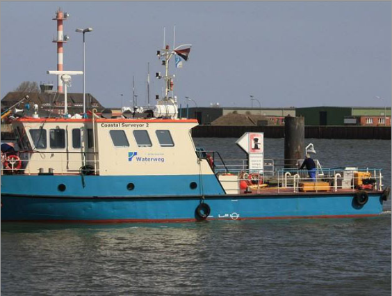 20 Meter Length Survey Vessel