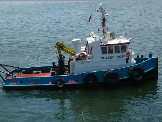 17 Meter  Length Survey Vessel