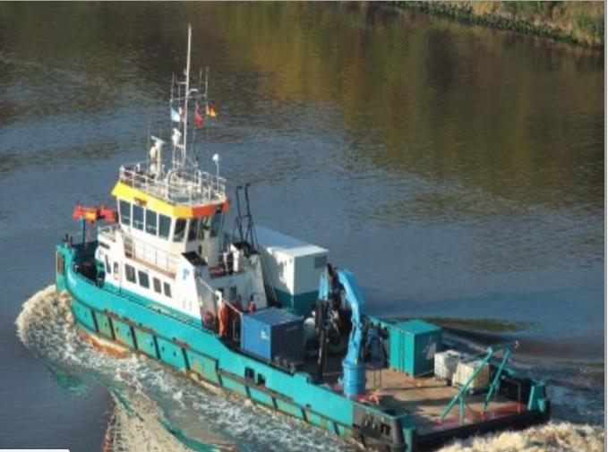33 Meter Length Survey Vessel
