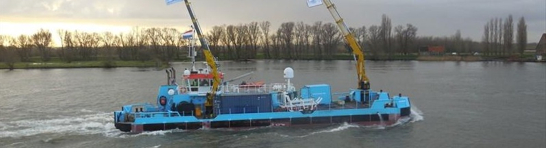 36 Meter Length Multi Purpose Vessel