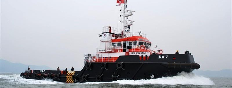 36 Meter Length Utility Support Vessel