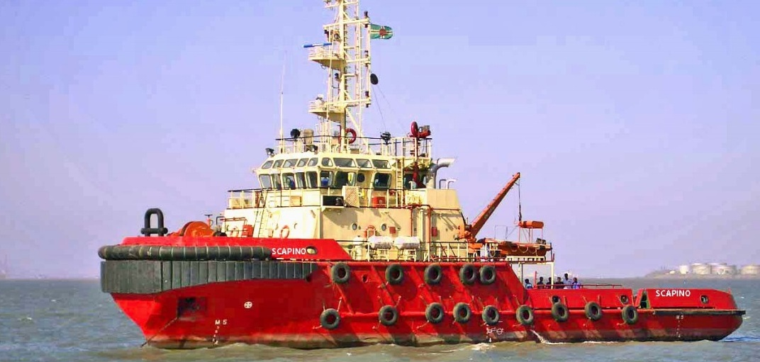 36 Meter Length  Multi Purpose Support Vessel