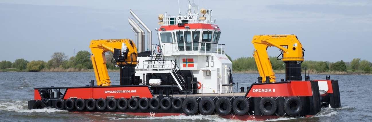 26 Meter Length Multicat Vessel