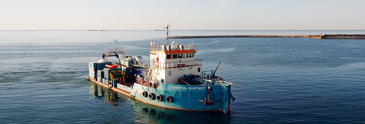 35 Meter Length Survey Vessel
