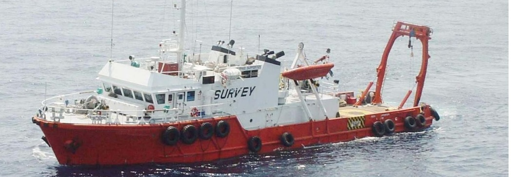 39 Meter Length Multi Purpose Vessel