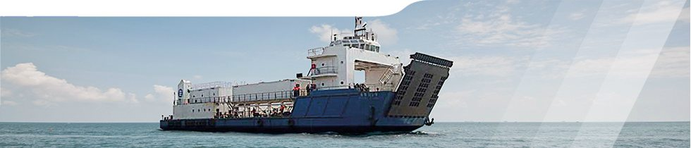 54 Meters Length Landing Craft Vessel