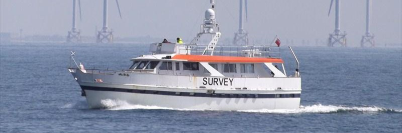 20 Meters Length  Survey Vessel