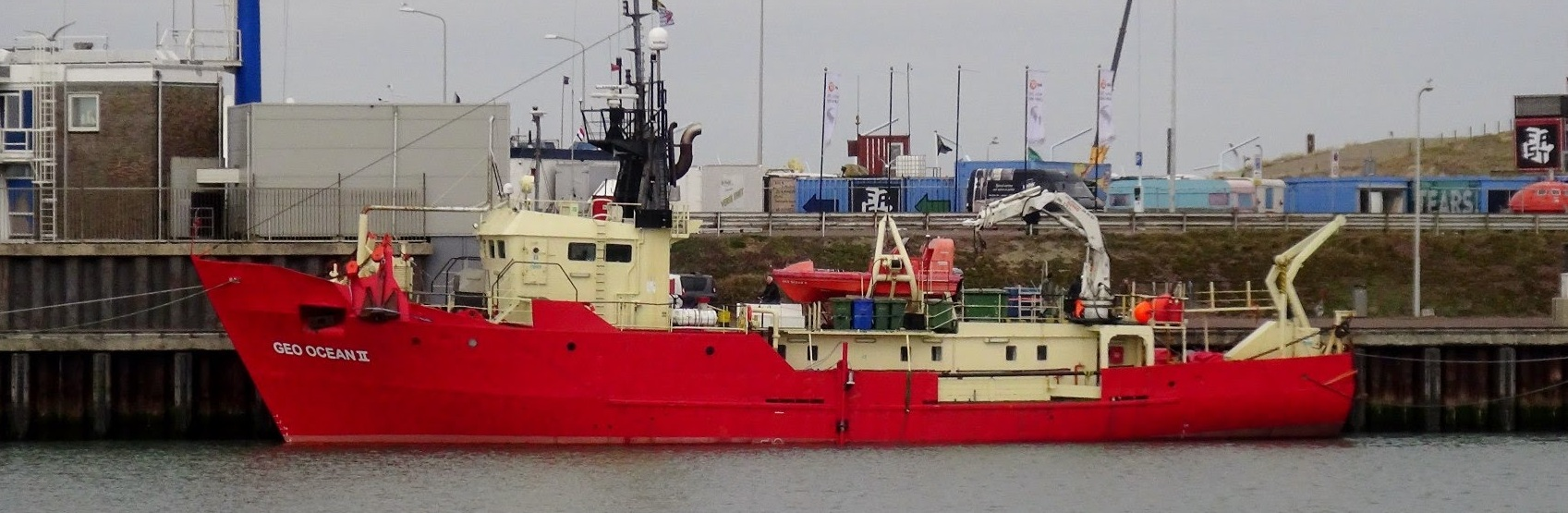 40 Meters Length  Survey Vessel