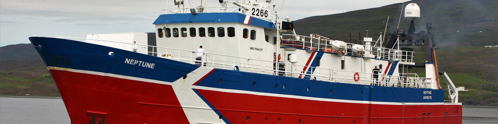 50 Meters Length Survey Vessel