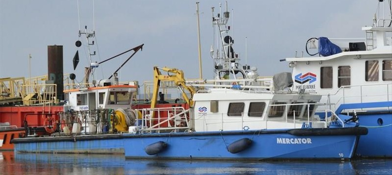 12 Meters Length  Survey Vessel