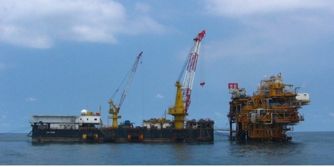 86 Meter Length Accommodation  Work /Ware Barge