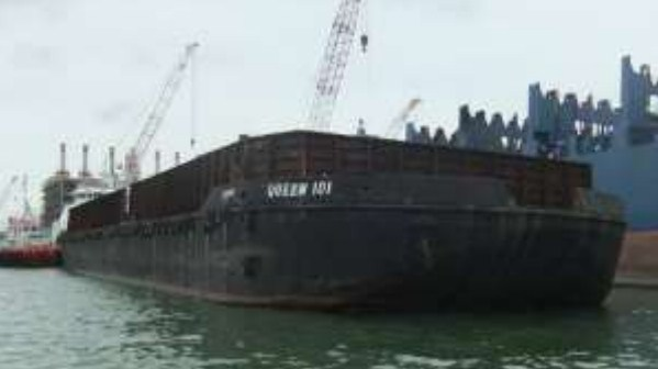 91 Meter Length Deck cargo Barge