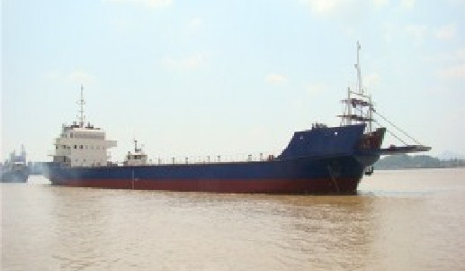 93 Meter Length Self Propelled Deck Barge