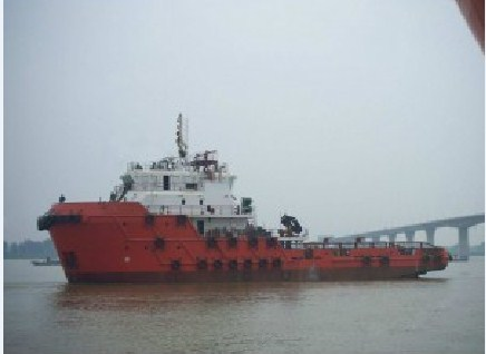 49 Meter Length Offshore Utility Vessel