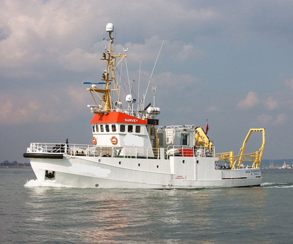 24 Meter Length Survey Vessel