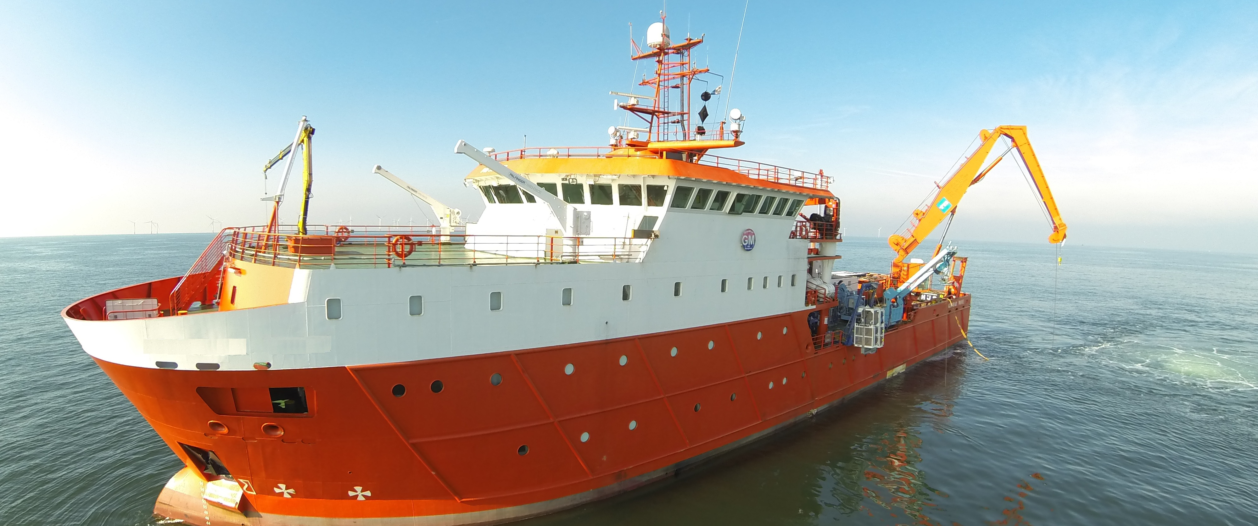 66 Meter Length  Offshore Supply Vessels