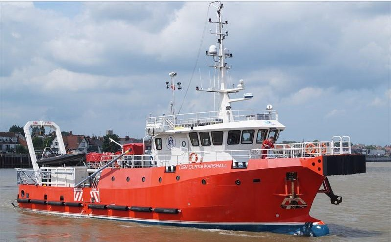 27 METER LENGTH SURVEY VESSEL