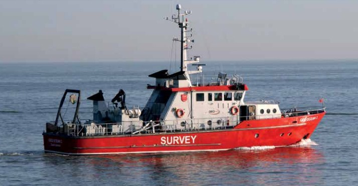 28 Meter Length Survey Vessel