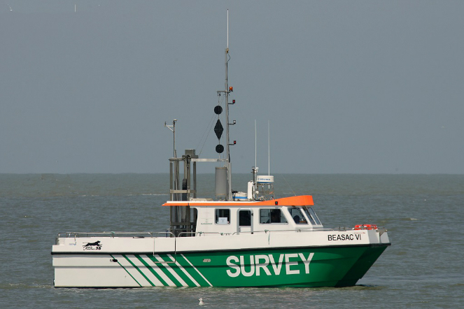 11 Meter Length BS-VI Survey & Support Vessel