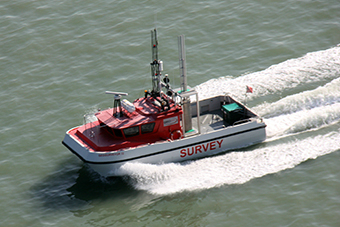 11 Meter Length Surveyor II  Survey & Support Vessel