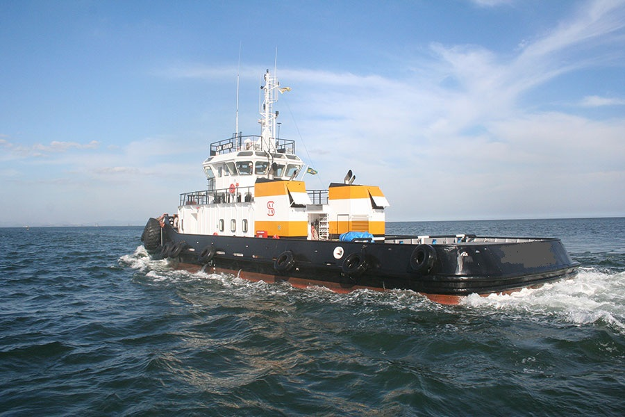 31 Meter Length David Tug Boat