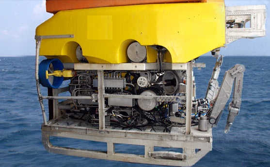 3.20 meters Length ROV vessel