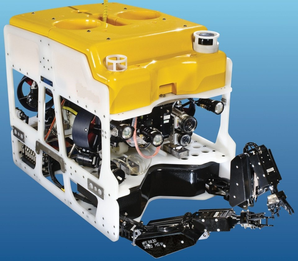 1.52 meters Length ROV vessel