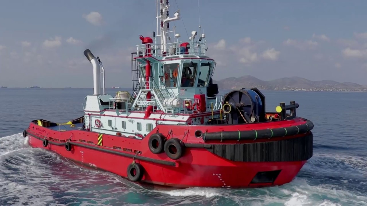 31.5 meters Length tug vessel