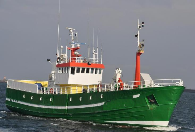 36 Meter Length Guard Support vessel