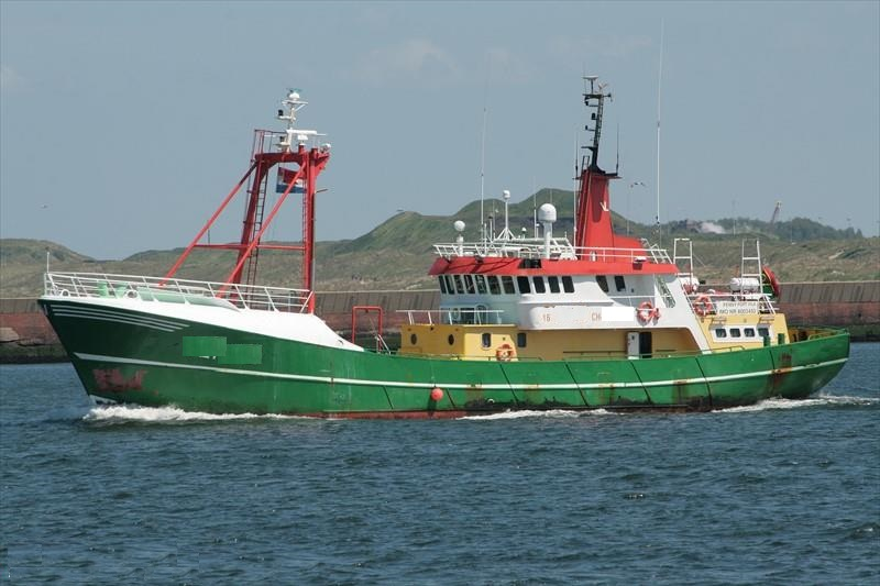 40 Meter Length Guard Support Vessel