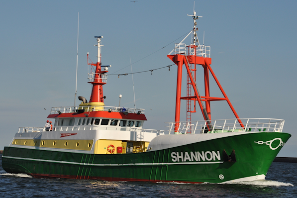 35 Meter length Support Vessel