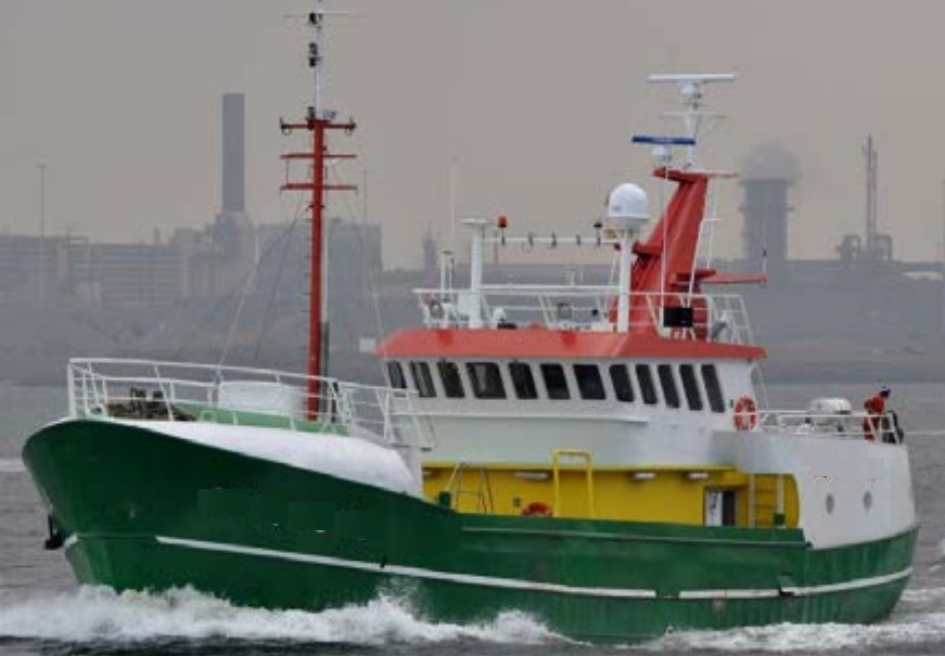 29 Meter length Guard Support Vessel