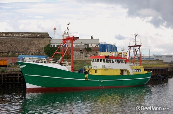 33 Meter length Guard Support vessel