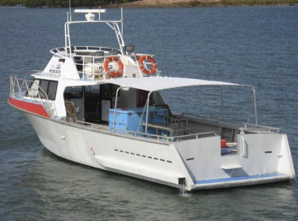 15 Meter Length  Crew Transfer Vessel
