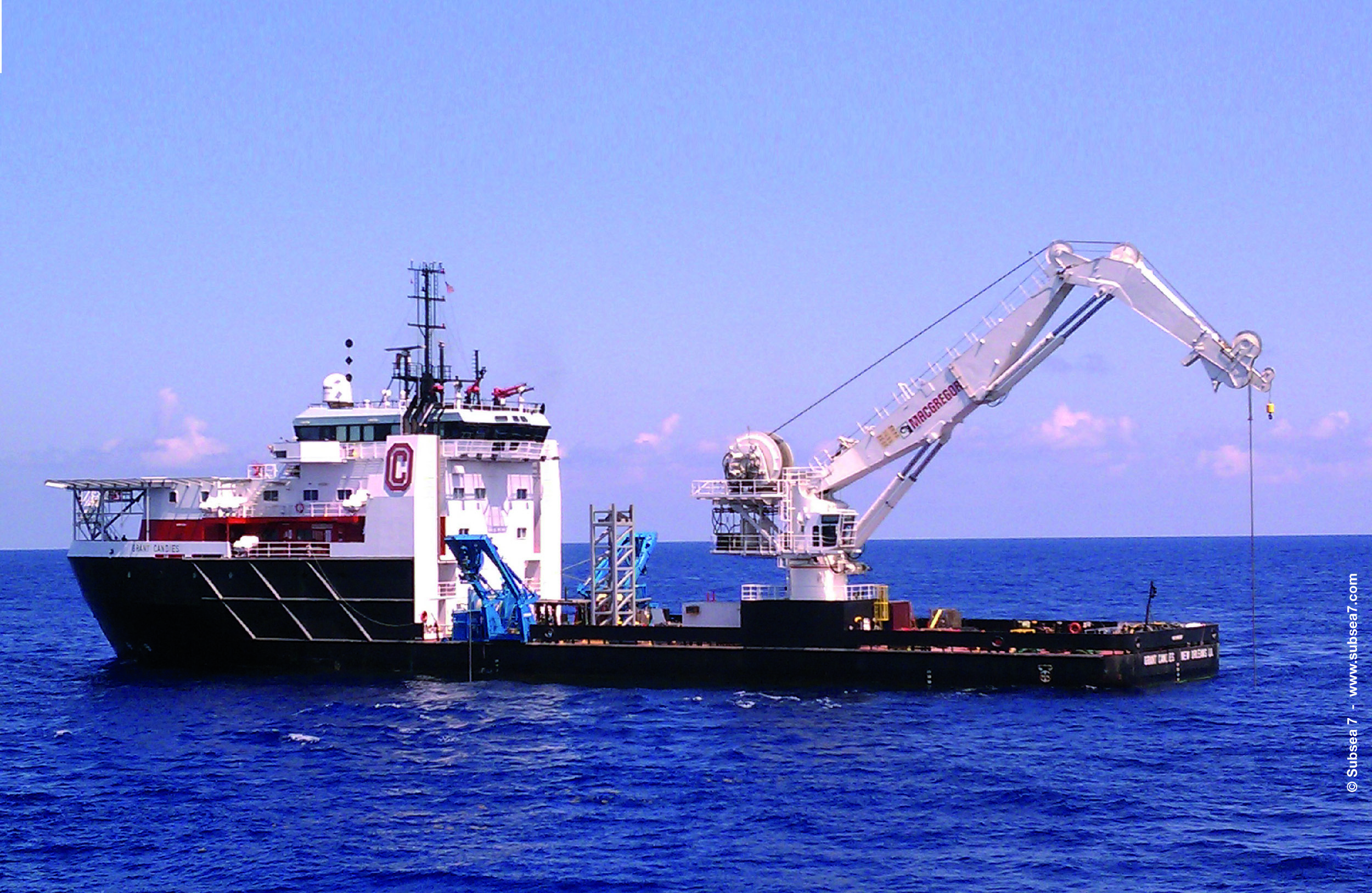 89 Meter ROV Support Vessel