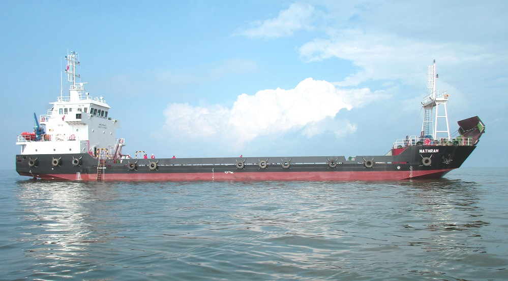 64 Meter Length  Landing Craft Vessel