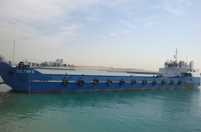51 Meter Length Landing Craft Vessel