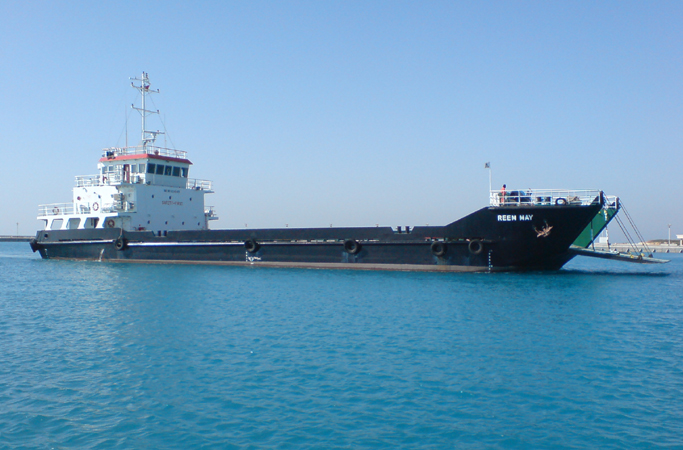 49 Meter Length Landing Craft Vessel