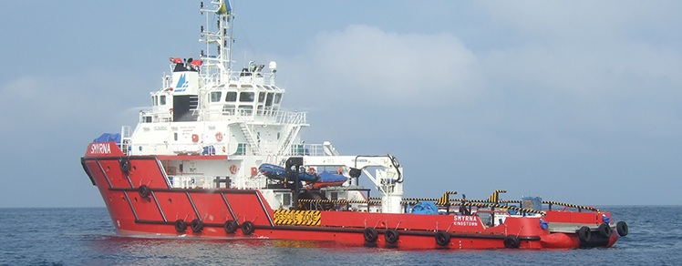 48 Meter Length Supply Vessel